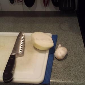 Garlic & Onion