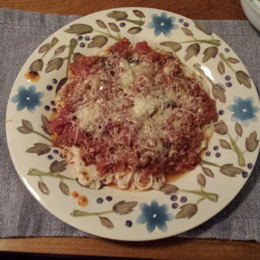 Sunday Gravy, Ragu or Italian Meat Sauce (5/5)