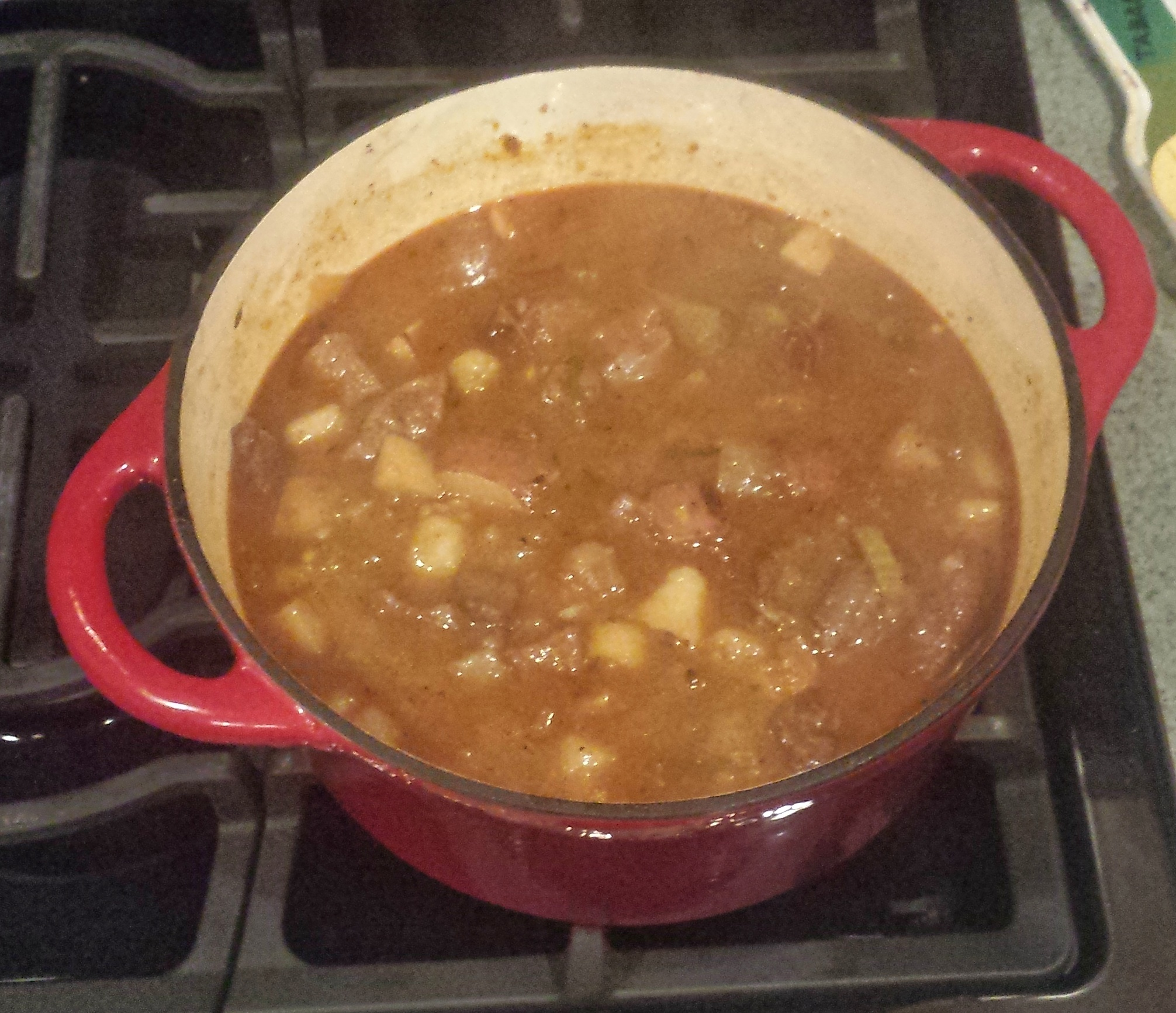 Our Sunday Beef Stew